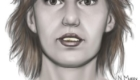 2D reconstruction, Snohomish Co. WA. This case is known as Precious Doe. The victim was picked up in 1977 and murdered.  A suspect was caught and served time for killing her, but she still has not been identified. Her killer was released from prison but has now died.