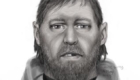 2D reconstruction King County WA 2016. Believed to be homeless.