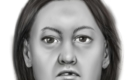 2D reconstruction King Co. WA. 2016. Bones presented as mixed race. Forensic Anthropologist requested a version showing the victim as identifying primarily Caucasian and a version showing victim as identifying primarily African American. Identified.