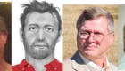 2D reconstruction, Wahkiakum Co. WA. Identified as Richard Arneson.
