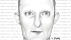 LeadsOnline composite, Seattle PD 2013. Suspect in a series of sexual assaults.