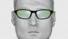 LeadsOnline composite 2017 Kent PD homicide suspect. Identified.