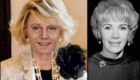 Age progression done for a national TV show. Premise was to draw Joan Rivers naturally age progressed without cosmetic surgery.