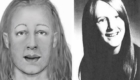 2D reconstruction Kittitas Co. WA. Skeletal remains were found about 40 years after victim's death. Family recognized the drawing when it was released to the media and victim was positively identified as Kerry Hardy-May.